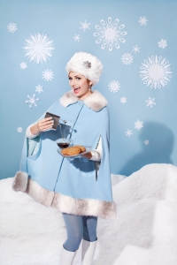 Sami the Snowflake Princess, from a recent shoot with my love, Lisa Predko!