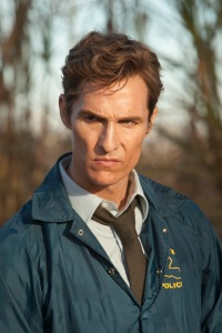Younger Rust Cohle, still surly, but less weathered.